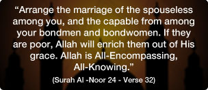 Muslim Marriage Quotes